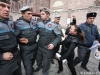 Mothers of killed soldiers staged a protest action in front of the OSCE Yerevan office