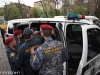 Clashes and arrestations took place after Raffi Hovhannisyan's rally