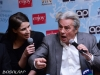 """Press conference dedicated to the """"Happy New Year, Mothers"""" movie attended by world known French actor Alain Delon at Golden Tulip Hotel"""
