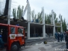 A big accident took place in Yerevan with injured people