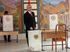 RA President Serzh Sargsyan votes in Armenian Presidential Elections 2013